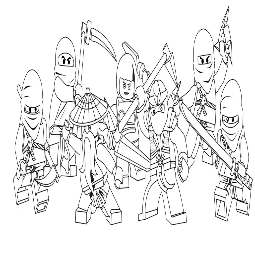 23 Ninjago Jay Coloring Pages Selection | FREE COLORING PAGES