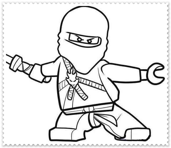 28 Ninjago Lloyd Coloring Pages Collections Free Coloring