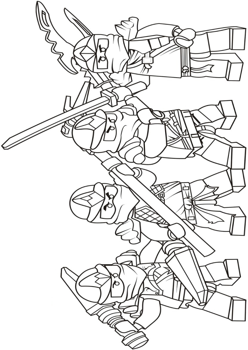 28 Ninjago Lloyd Coloring Pages Collections | FREE COLORING PAGES