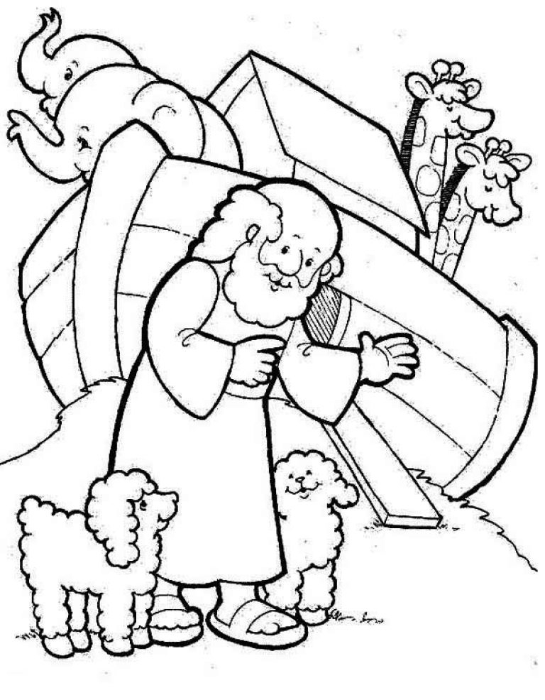 noah's ark printable coloring pages - free coloring page noahs ark coloring page on noahs ark coloring pages kids ozil