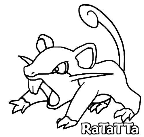 nom noms coloring pages - coloriage pokemon