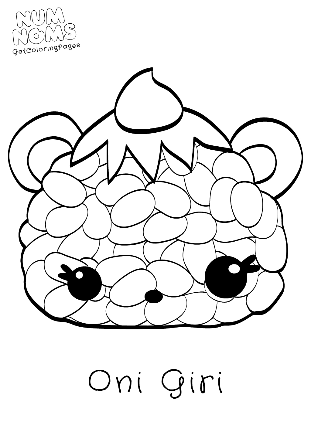 Num Nom Coloring Pages - Colouring Pages Num Noms Num Noms toy Coloring Pages