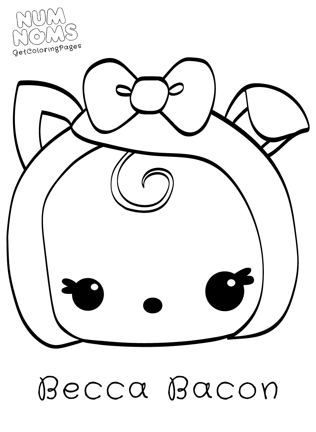 num noms coloring pages - cute kawaii food coloring pages sushi