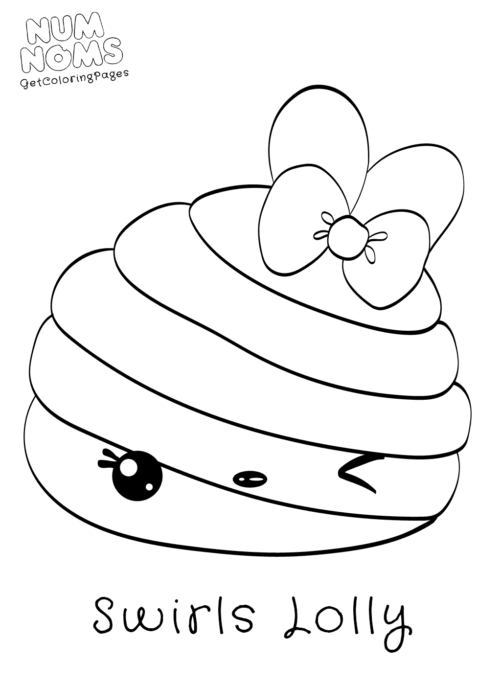 24 Num Noms Coloring Pages Selection | FREE COLORING PAGES ...