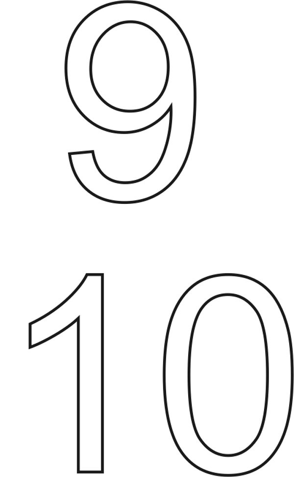 25 Number 4 Coloring Page Pictures Free Coloring Pages