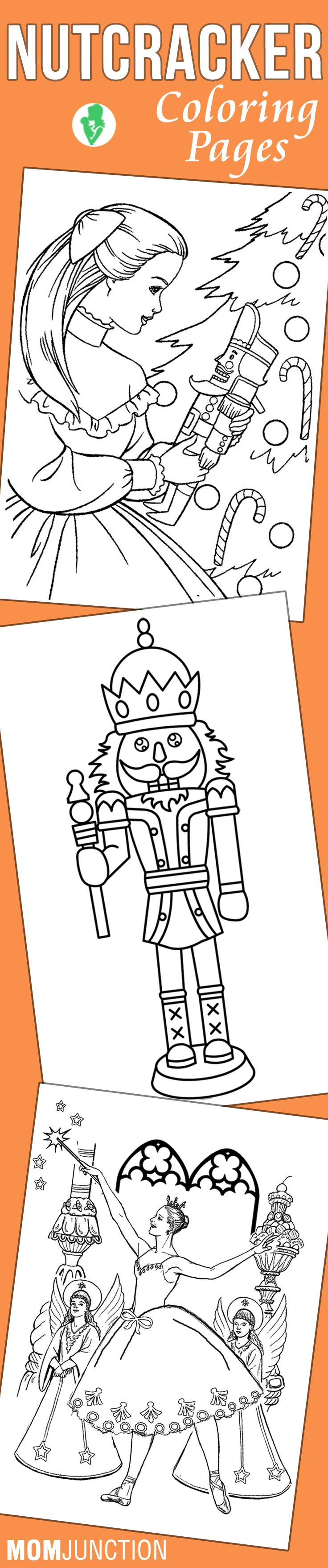 21 Nutcracker Coloring Pages Selection | FREE COLORING PAGES - Part 2