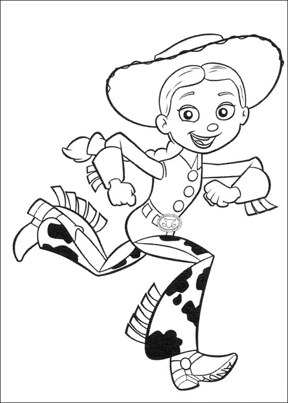 October Coloring Pages - toy Story Coloring Pages Free Printable Coloring Pages