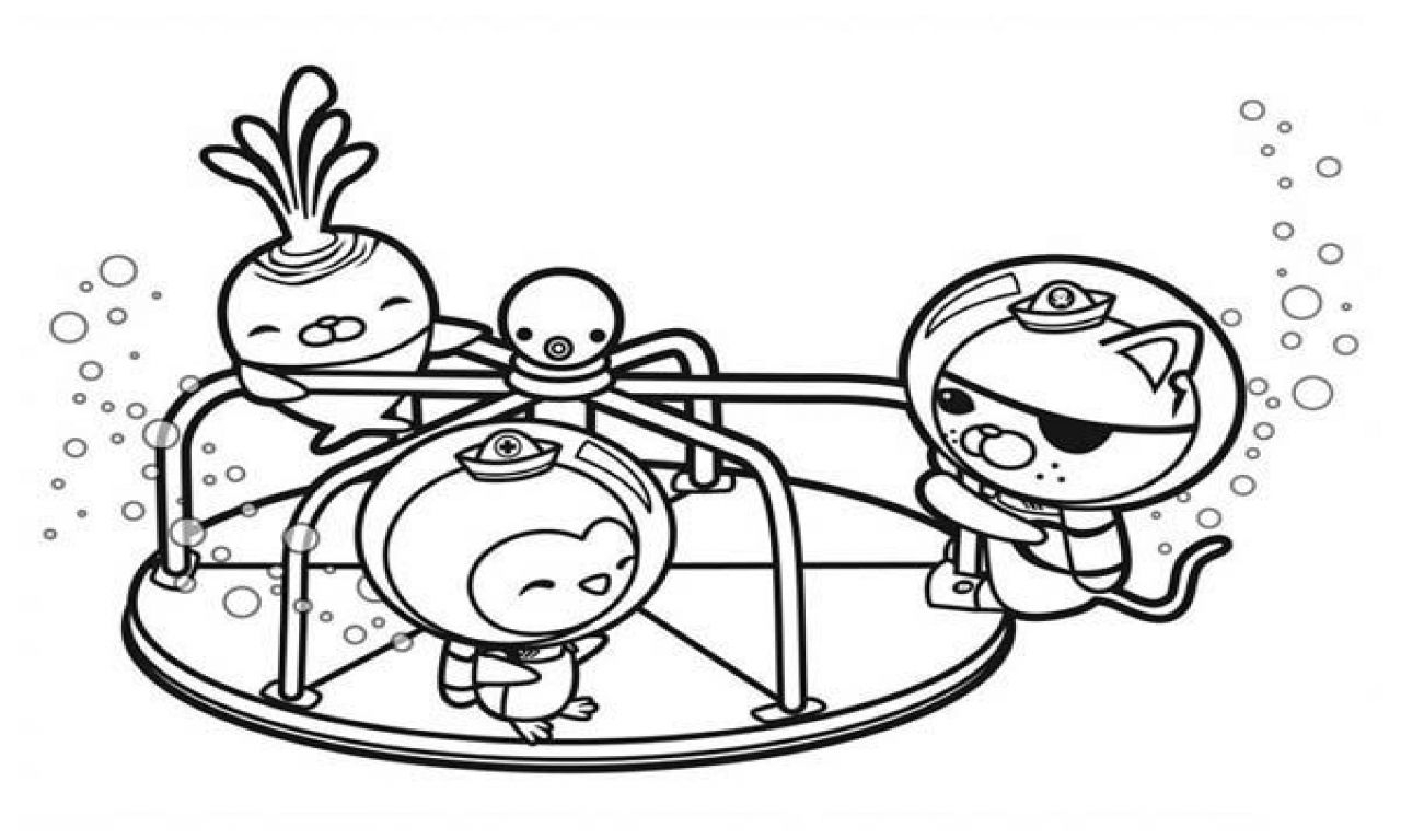 28 Octonauts Coloring Pages Compilation | FREE COLORING ...
