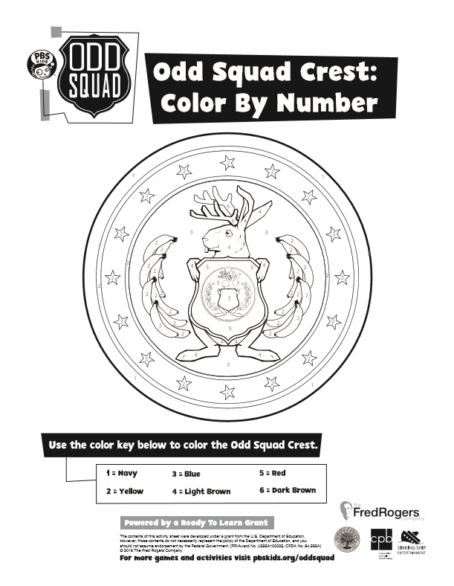 odd squad coloring pages - odd squad live coloring contest