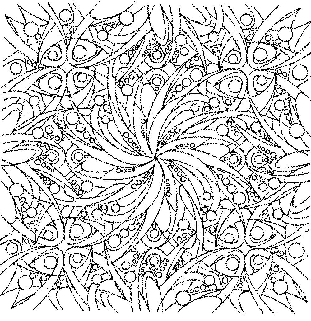 online coloring pages for adults - flower coloring pages for adults