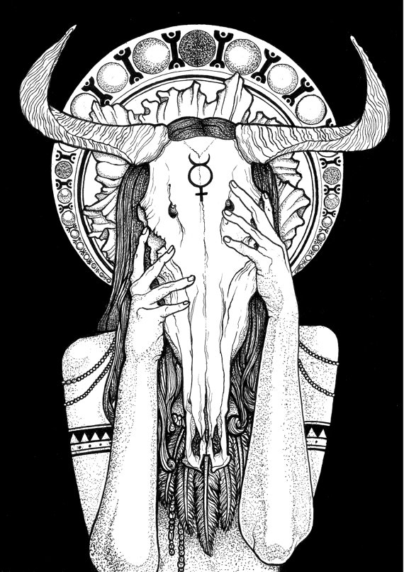 pagan coloring pages - the wiccan art prints