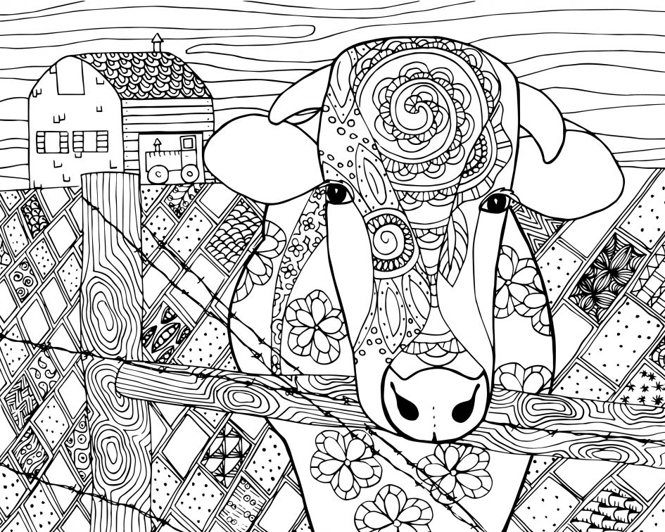 paisley coloring pages - free coloring pages for adults abstract