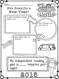 pajama coloring page - post school goals worksheet