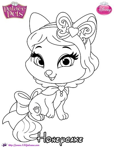 palace pets coloring pages - disneys princess palace pets free coloring pages and printables