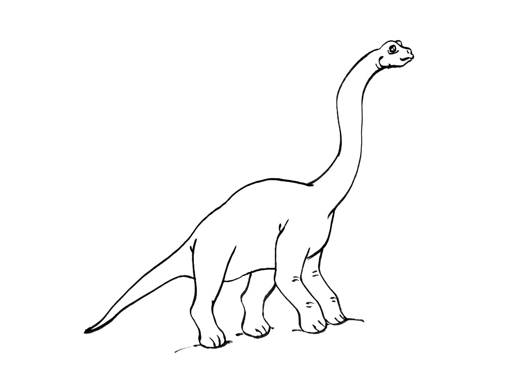 palm tree coloring pages - r=diplodocus dinosaur