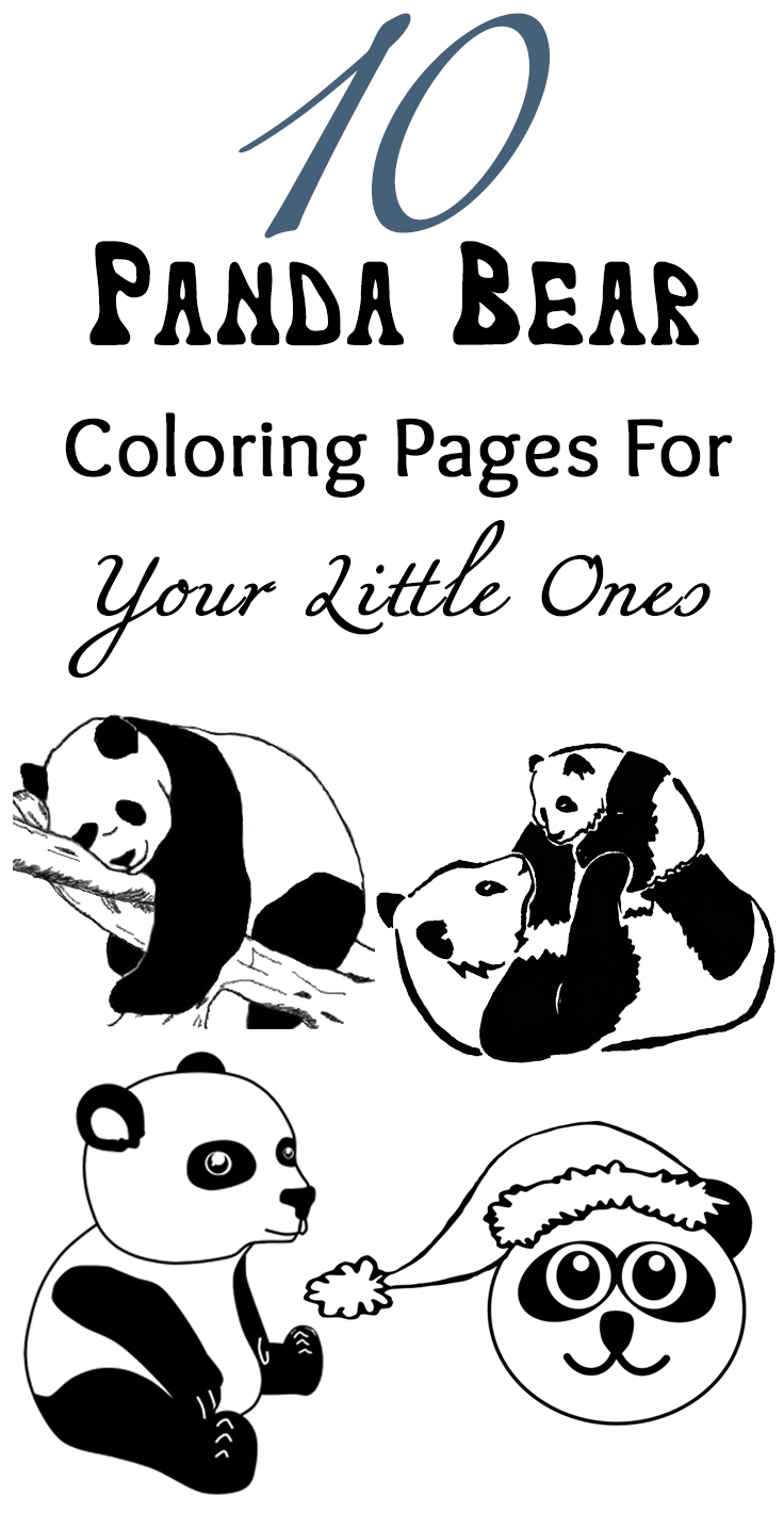 23 Panda Bear Coloring Pages Collections Free Coloring Pages Part 3