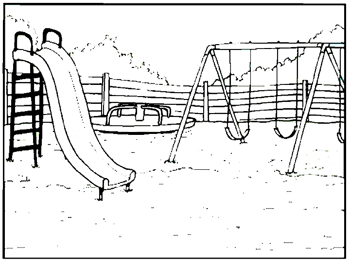 park coloring pages - 7 super summer suggestions for siblings