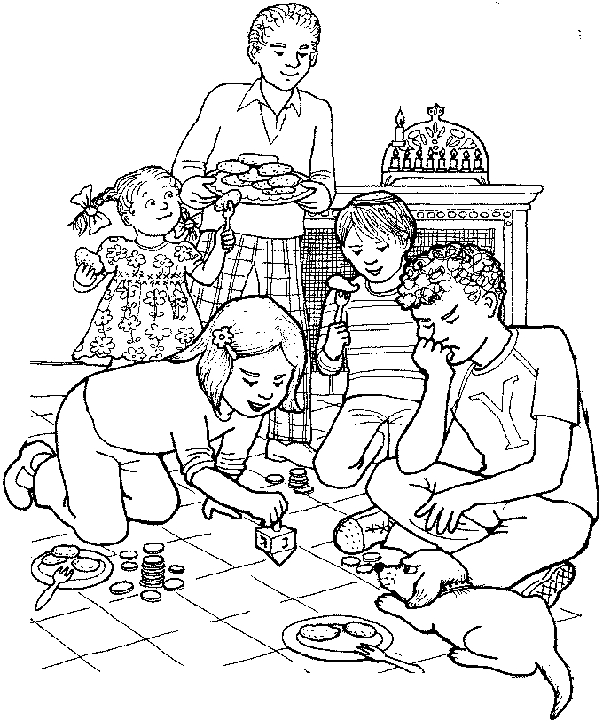 passover coloring pages - familietml