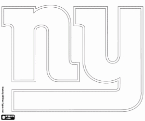 patriots coloring pages - nfl logos coloring pages