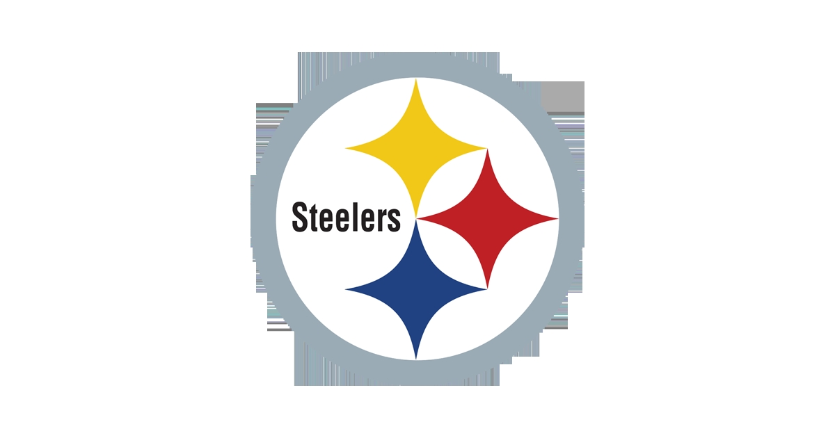 patriots coloring pages - steelers logo