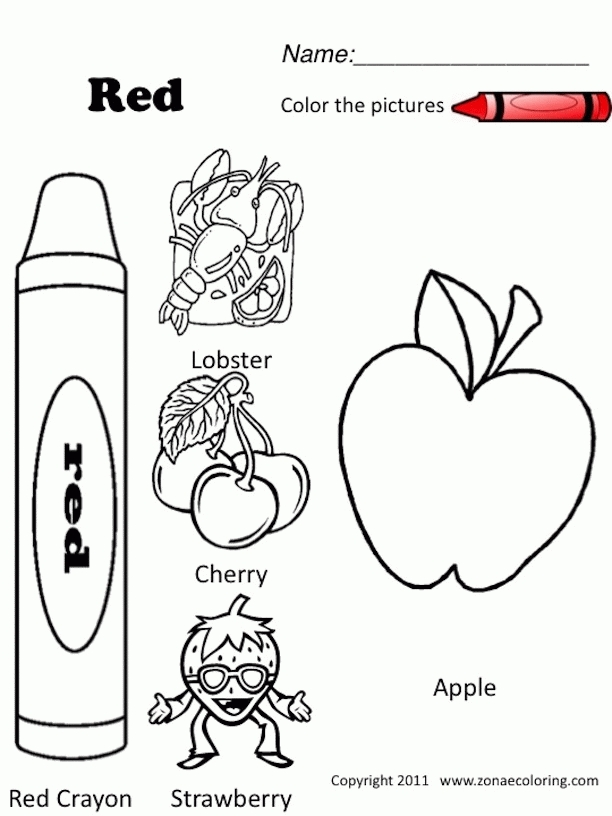 paw print coloring page - red coloring pages printable