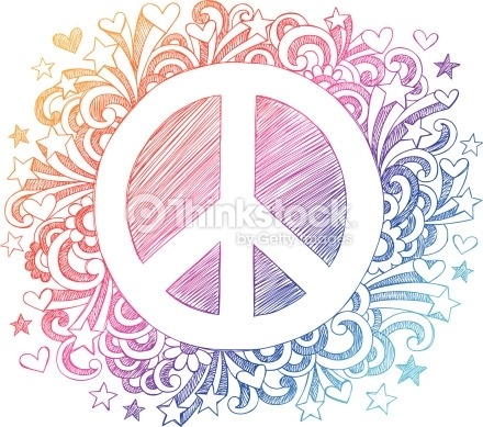 peace coloring pages -