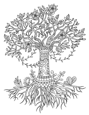 peacock coloring pages - 3
