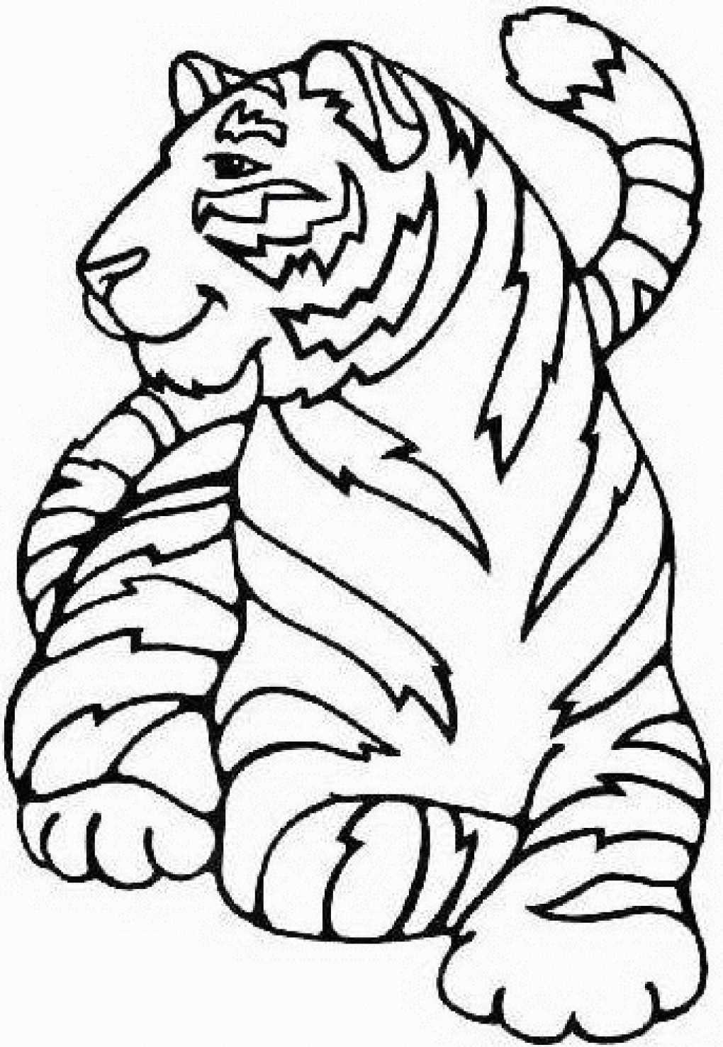 people coloring pages - animal coloring pages