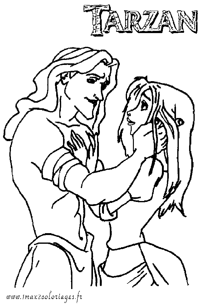 person coloring page - 2277