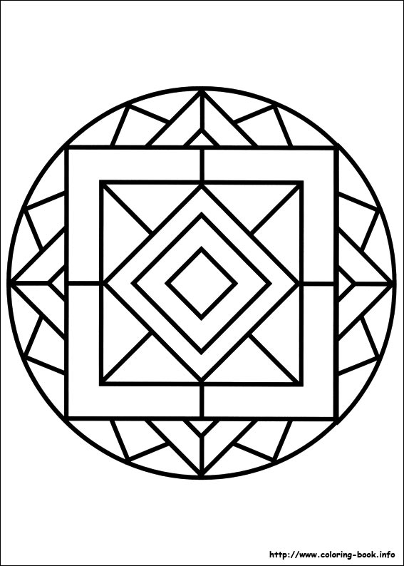 Phone Coloring Page - Easy Mandalas to Color Free Desktop Coloring Easy Mandalas