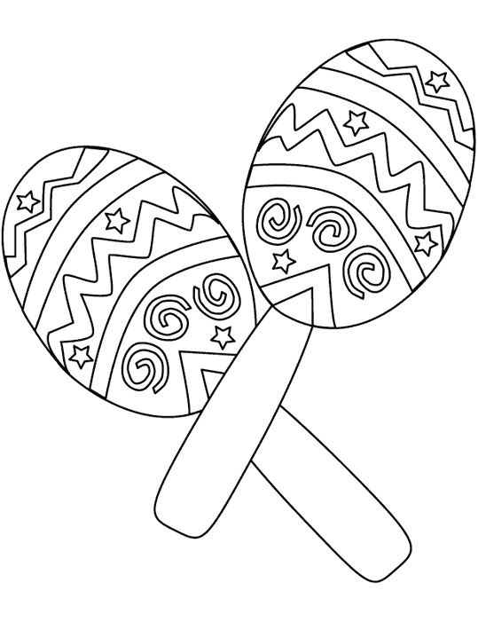 piano coloring pages - musique4