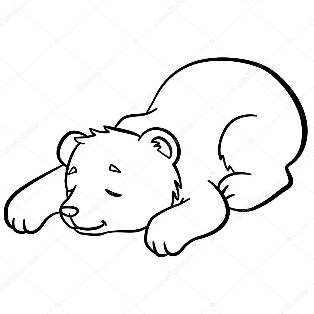 piano coloring pages - stock illustration coloring pages wild animals little