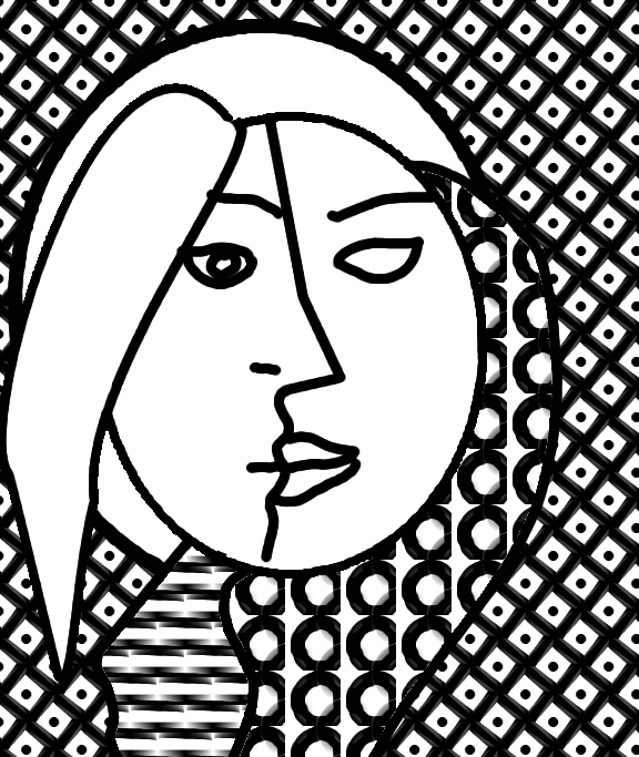 picasso coloring pages - q=picasso cubism