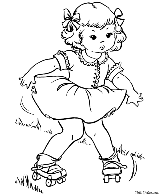 picnic coloring page - 3040