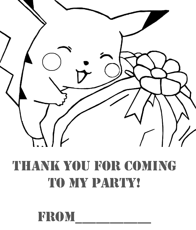 pikachu coloring pages - pokemon coloring pages pikachu