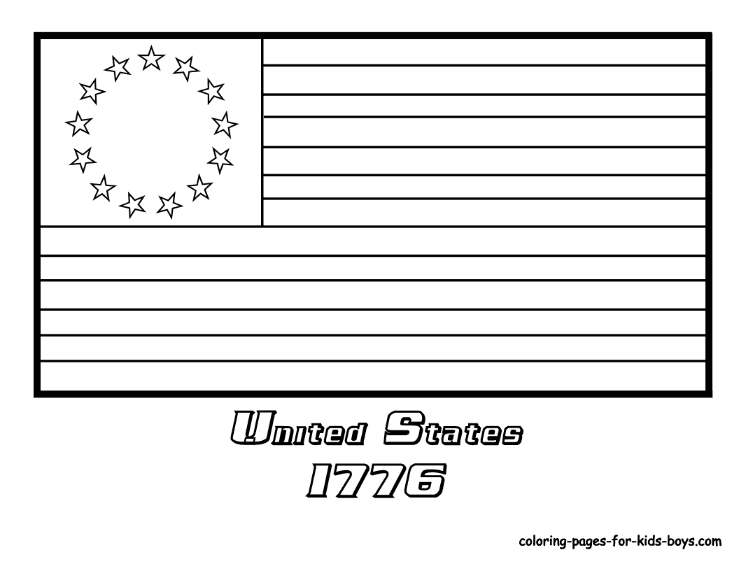pilgrim coloring pages - album=betsy ross coloring page