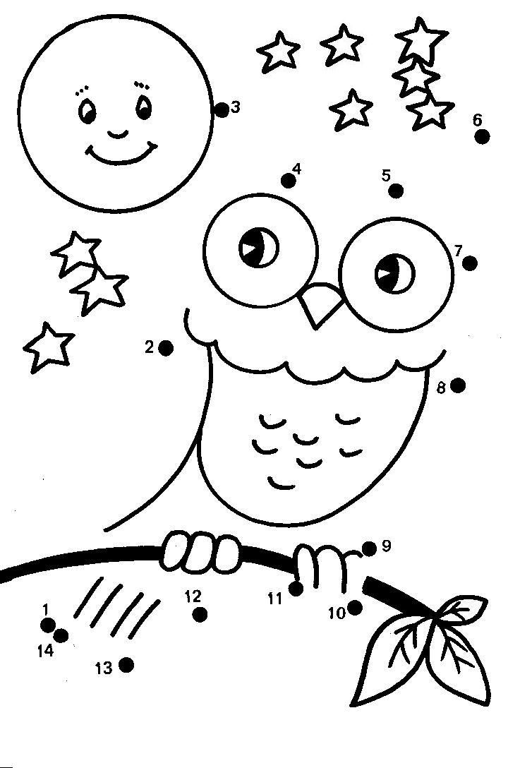 pin up coloring pages - connect the dots