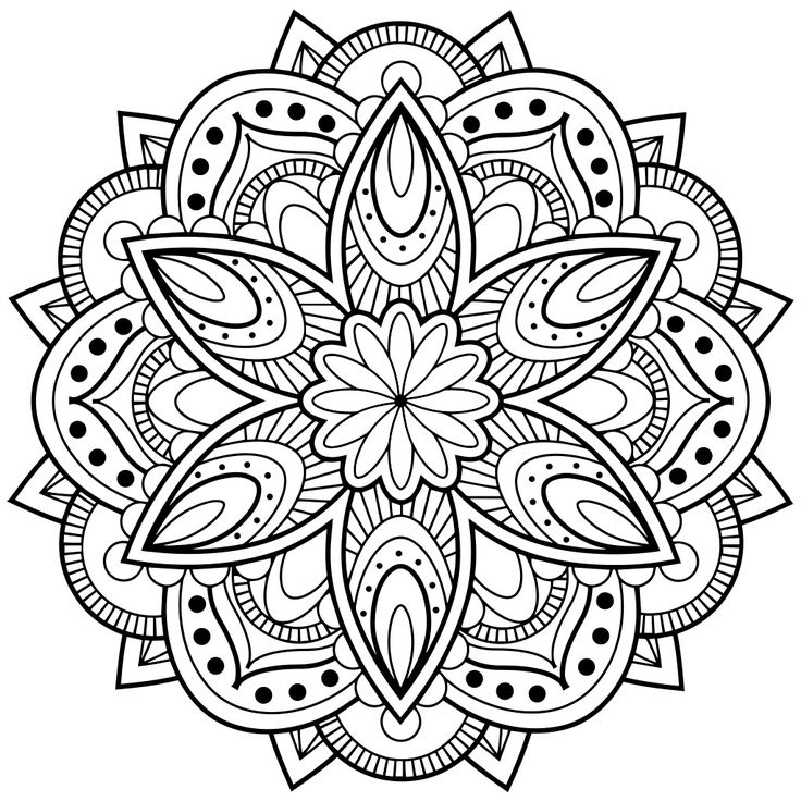 pinterest coloring pages for adults - free flower mandala coloring pages for 17 best ideas about mandala coloring on pinterest mandala