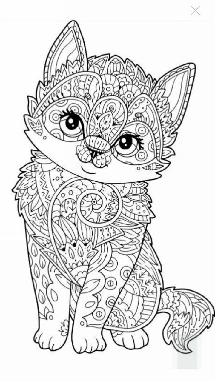 pinterest coloring pages - mandala coloring pages