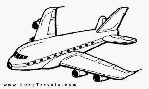 airplane coloring sheet - Bogas.gardenstaging.co