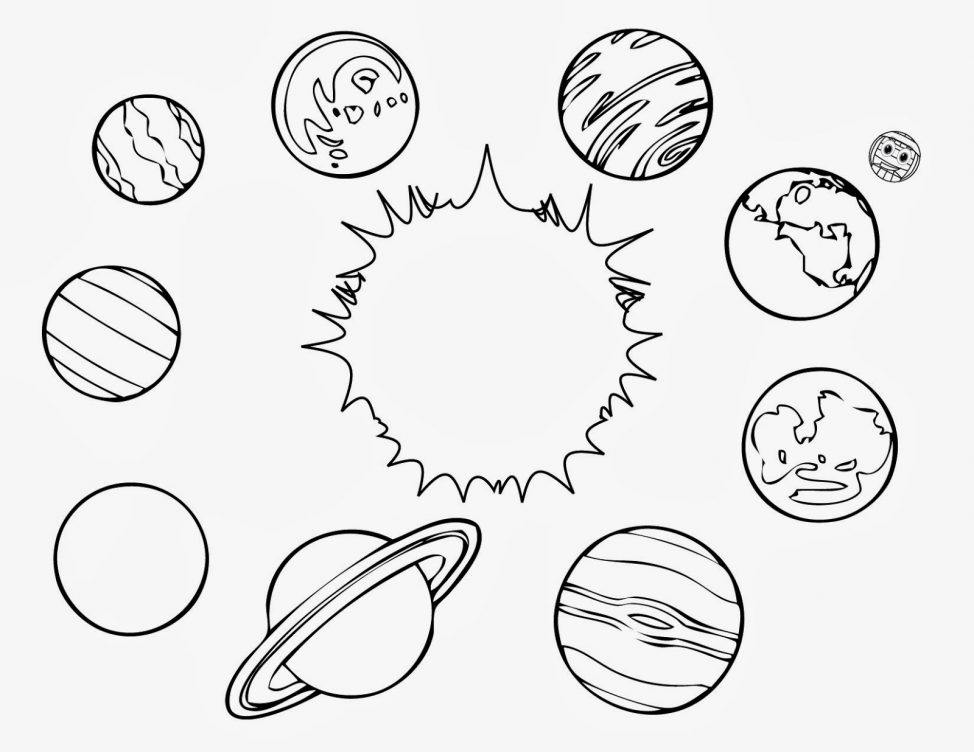 planet coloring pages - sad planet earth coloring page royalty free stock photos
