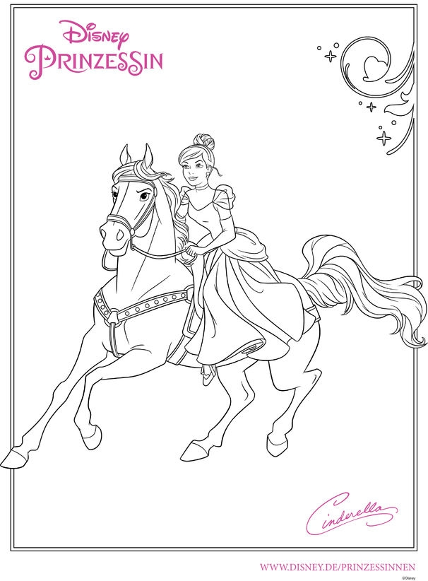 Pocahontas Coloring Pages - Disney