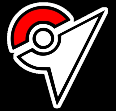 pokeball coloring pages - pokemon gym logo p=sticker