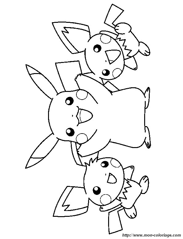 pokemon coloring pages online - img id img=6420