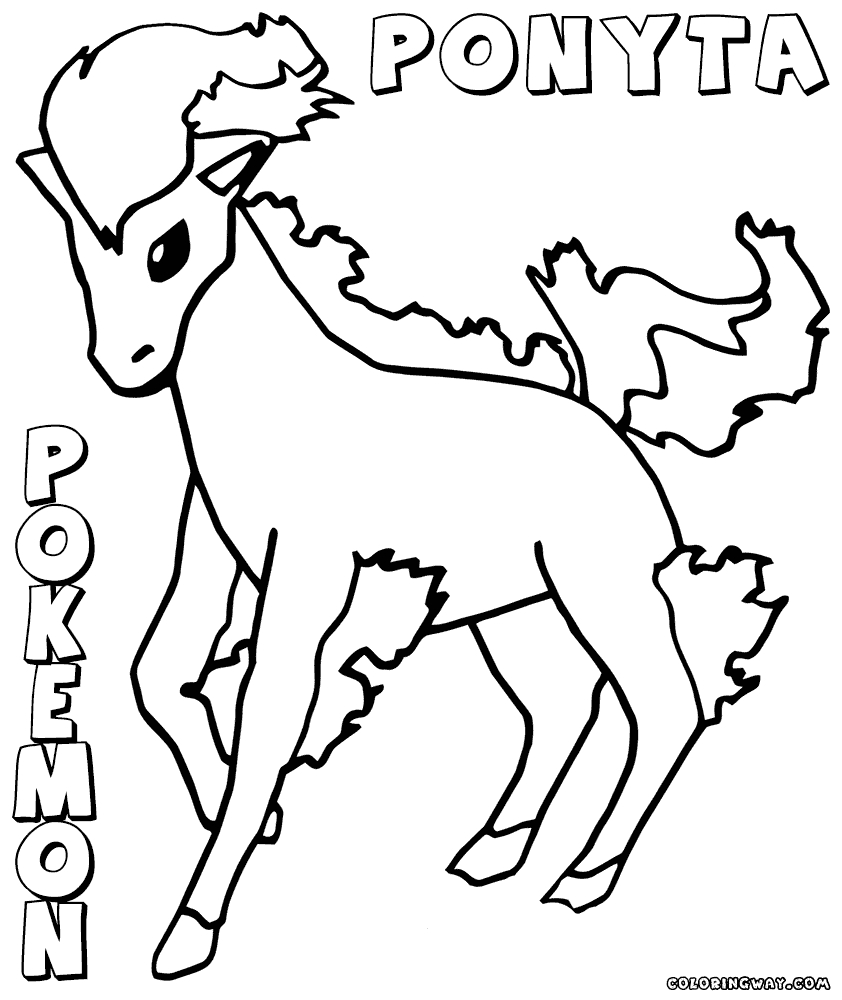 27 Pokemon Coloring Pages Compilation
