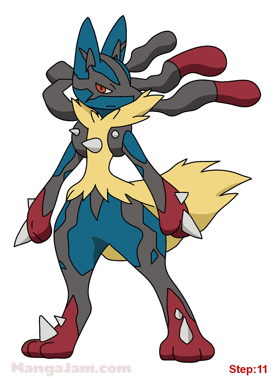 Ausmalbilder Pokemon Lucario : 23 Pokemon Ex Coloring Pages Pictures Free Coloring Pages Part 2