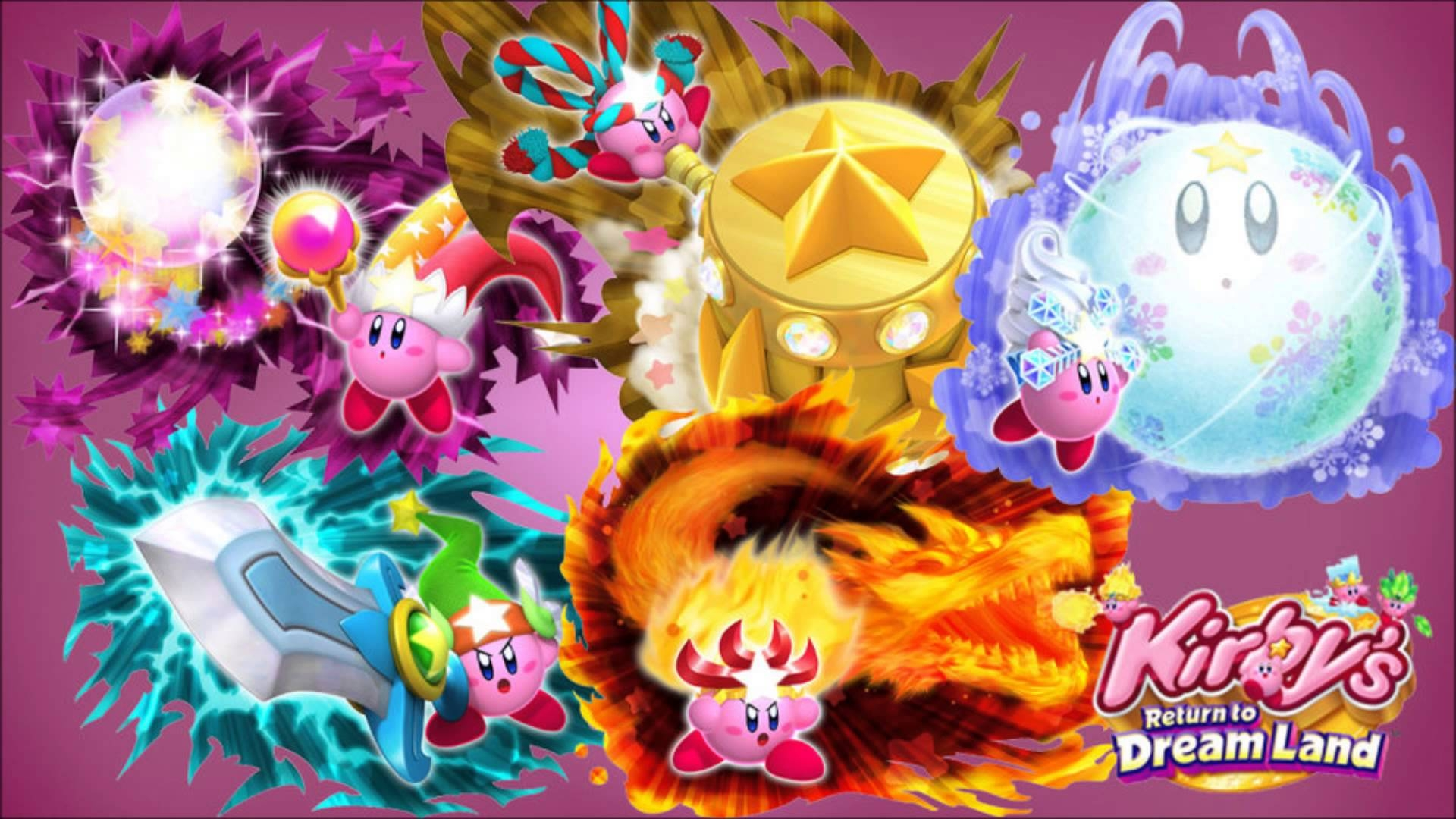Pokemon Ex Coloring Pages - Kirby S Return to Dream Land Ost Super Copy Ability Vs