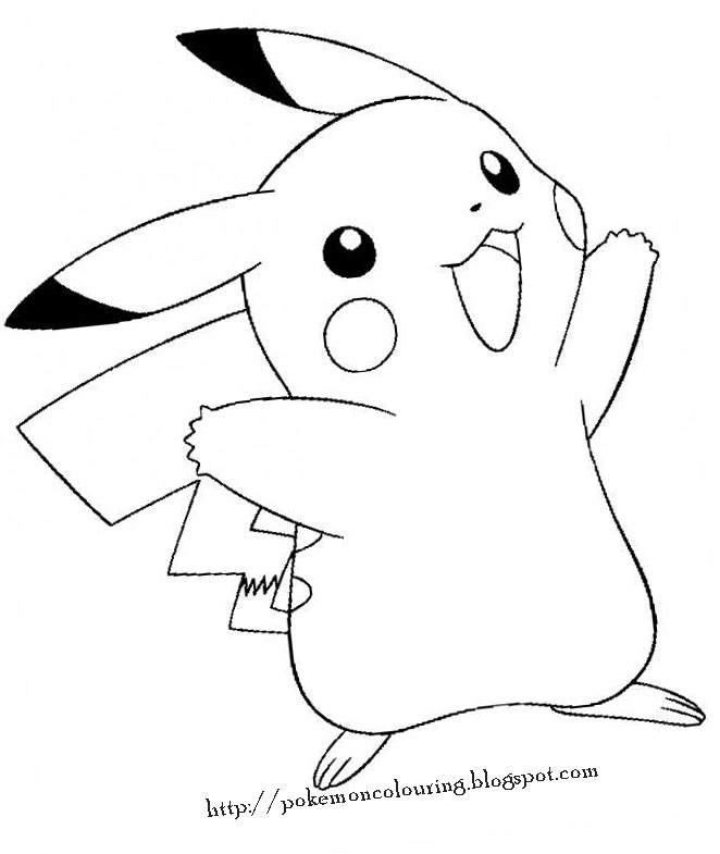 pokemon printable coloring pages - pokemon printable coloring