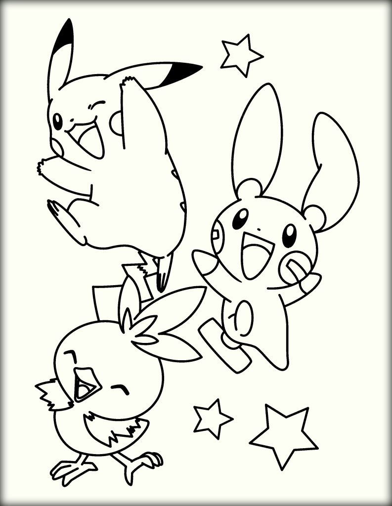 photograph about Pokemon Printable Coloring Pages called 23 Pokemon Printable Coloring Web pages Printable Cost-free