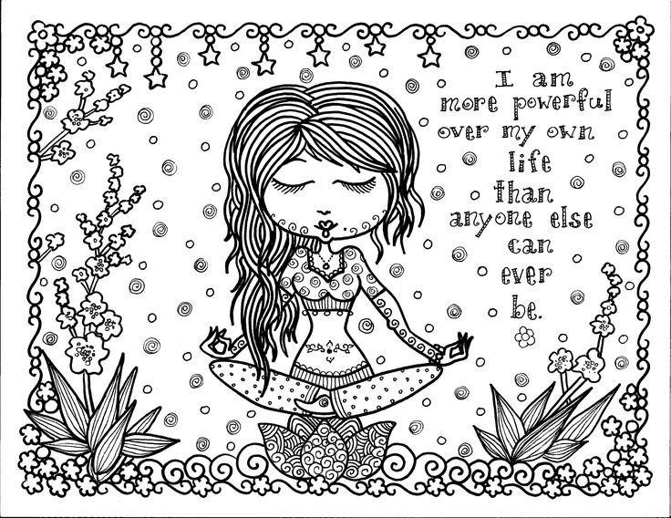 23 Positive Coloring Pages Compilation Free Coloring Pages